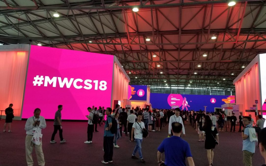 Elisa Automate participated MWC in Shanghai