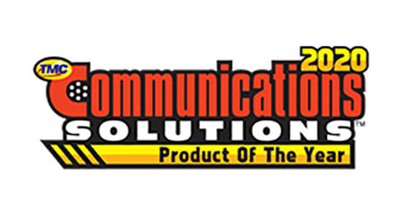 TMC has awarded the Virtual NOC solution powered by Elisa Automate, a 2020 Communications Solutions Products of the Year Award