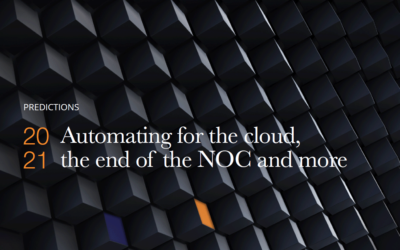 Fastmode Predictions 2021 – Automating for the cloud, the end of the NOC and more