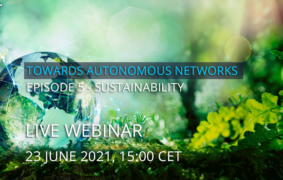 Live webinar – Automation with AI to achieve sustainability goals