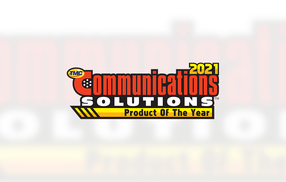 """TMC names Polystar's Intelligent Energy Saver (IES) as a Communications Solutions """"Products Of The Year 2021"""" Award Winner"""